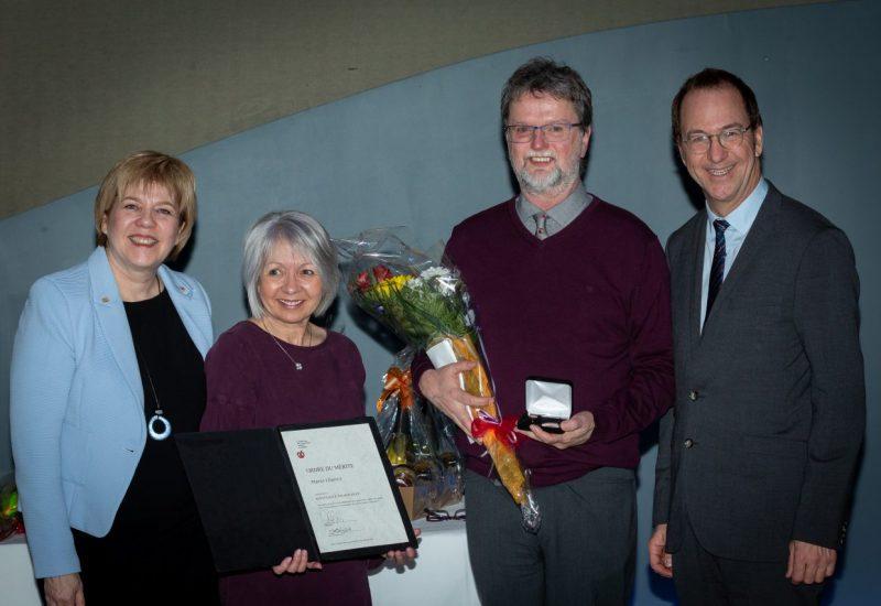 Un citoyen de Saint-Bruno honoré pour sa contribution en éducation