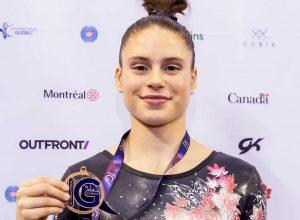Photo: Gymnastique Québec