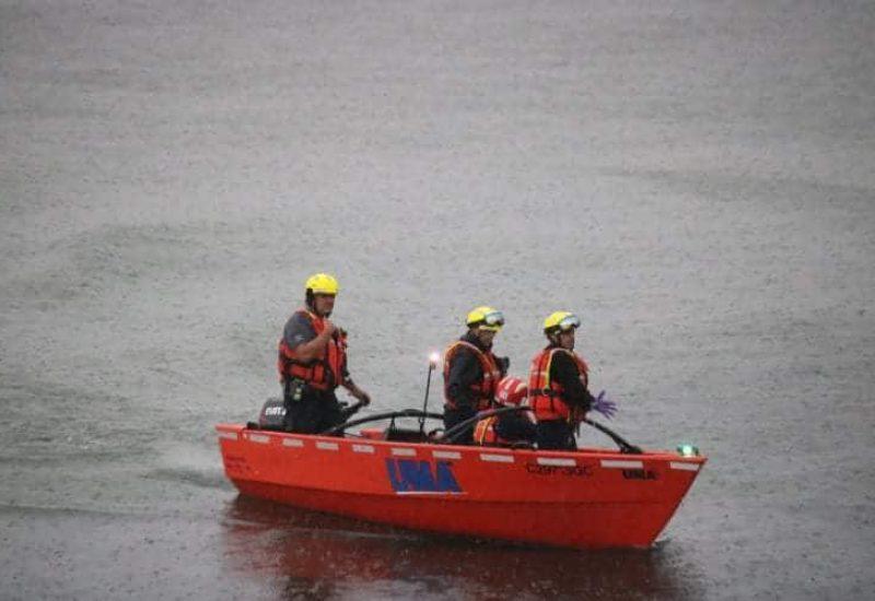 Un corps est repêché dans le fleuve Saint-Laurent