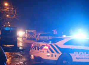 Les policiers de Longueuil aident un homme en détresse