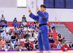 Le judoka Jacob Valois remporte le bronze au Pérou