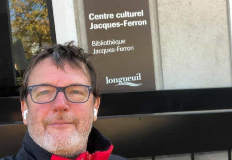 Jacques Létourneau vise la mairie de Longueuil.