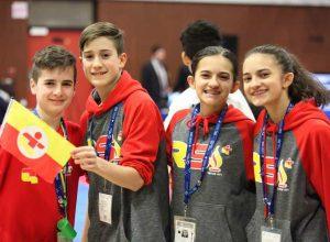 La Rive-Sud fait bonne figure aux Jeux du Québec