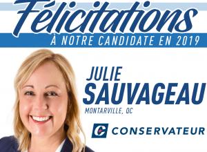 Julie Sauvageau