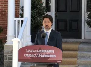 Justin Trudeau 14 mai