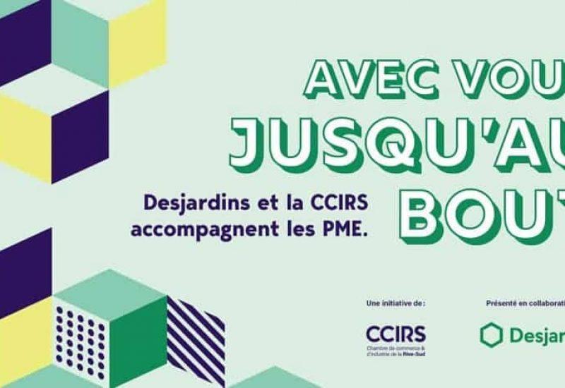 La CCIRS et Desjardins s'unissent pour les PME