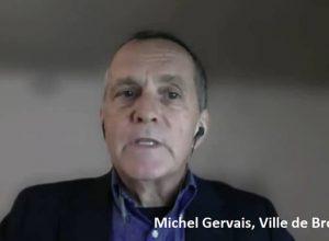 Le conseiller Michel Gervais passe au parti Brossard Uni