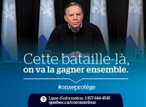 Source: Facebook François Legault