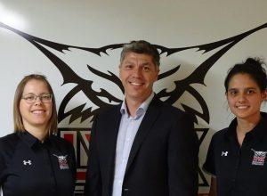 Une nouvelle entraîneure-chef pour le hockey féminin chez les Lynx