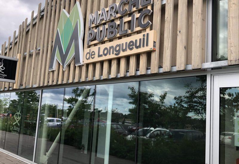 Marché public de Longueuil : 4 partis, 4 visions