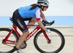 Une athlète Longueilloise en 1ère place en paracyclisme