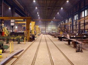 La passerelle Normandie met en péril une usine de Varenne