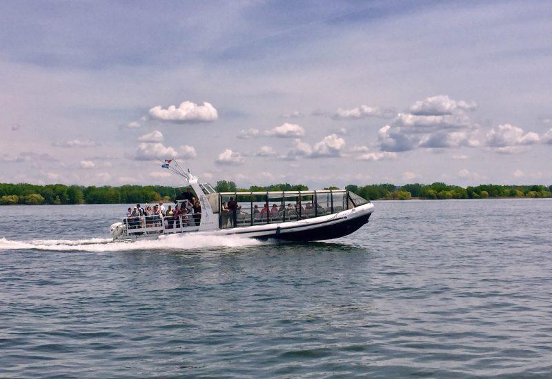 Projet pilote de navette fluviale entre Boucherville et Montréal