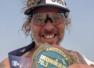 Le Ironman, une quête personnelle pour Philippe Richard Bertrand