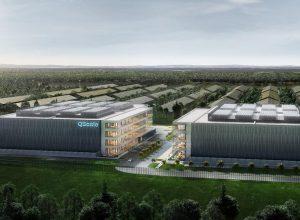 QScale à Saint-Bruno, un futur projet également vert?