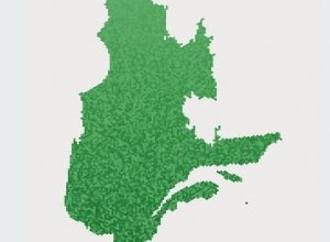 tout le Québec passe au vert