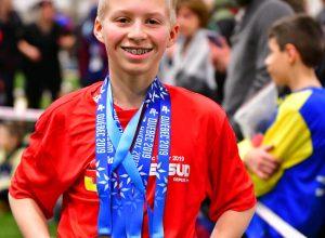 Les athlètes de la Rive-Sud sont en deuxième place avec 33 médailles aux jeux du Québec.