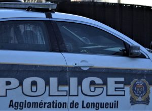 Accident sur le boulevard Taschereau à Longueuil