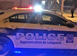 Homme atteint par balle à Longueuil