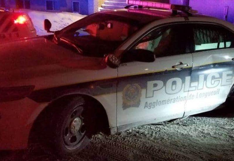Les policiers du SPAL pourchassent un voleur à pied