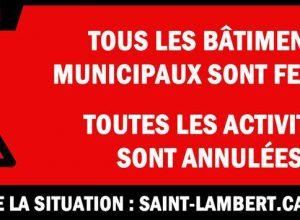 Source: Facebook Saint-Lambert