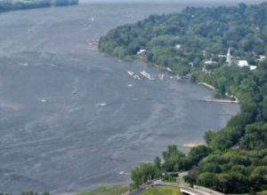 Peu de risques d'inondation pour Boucherville et Saint-Lambert