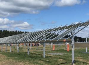 Énergie solaire La Prairie