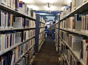 Bibliothèque Léo-Lecavalier