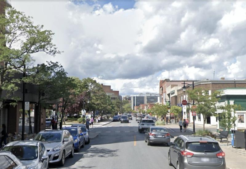 Avenue Victoria