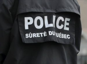 Le longueuillois Dave Morasse-Ducharme a de nouveau été arrêté par les policiers de la Sûreté du Québec.
