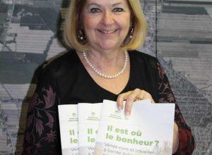 La mairesse de Sainte-Julie est confiante du recrutement européen pour la Rive-Sud