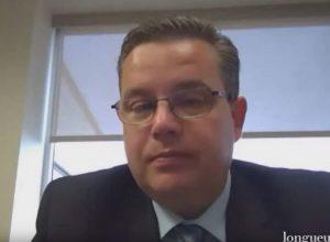 Le conseiller Tommy Théberge devient chef intérimaire d'Action Longueuil