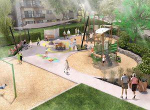 Un nouveau parc intergénérationnel à Saint-Bruno 1