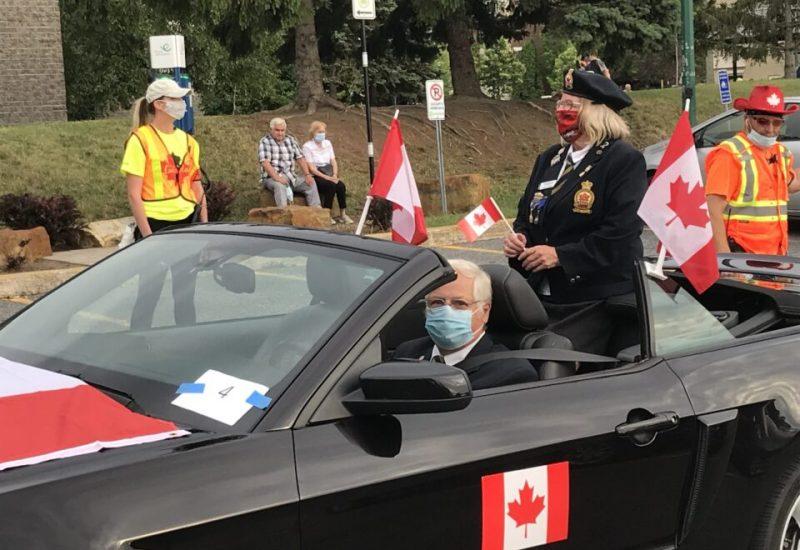 Une fête du Canada différente à Greenfield Park