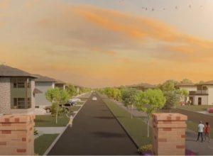 Luc Poirier a présenté sa vision pour l'avenir de la briqueterie à La Prairie, dans une vidéo. (Photo: capture d'écran / Acti-Cité YouTube)