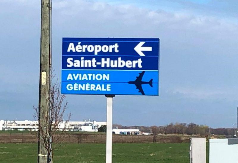 Longueuil Citoyen souhaite que la Ville reprenne le contrôle de l'aéroport
