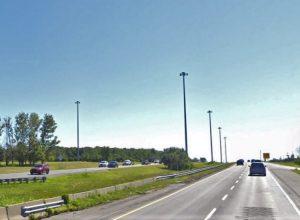 Réparations et fermetures sur l'autoroute 20 à Saint-Lambert