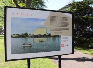Beloeil : une nouvelle exposition au parc des Patriotes