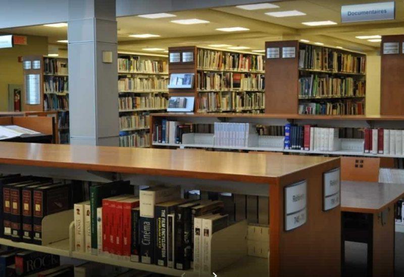 bibliothèque Georgette-Lepage de Brossard