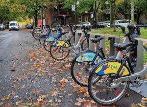 Des candidats veulent des vélos BIXI à Saint-Lambert