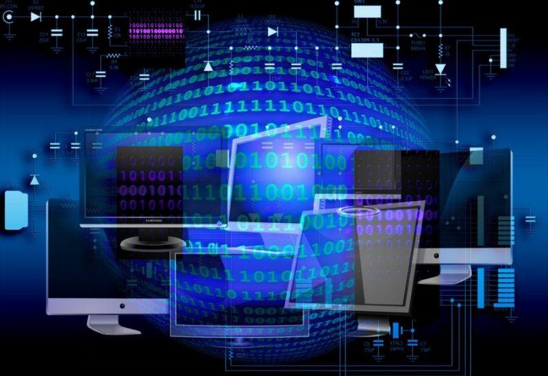 ordinateur données