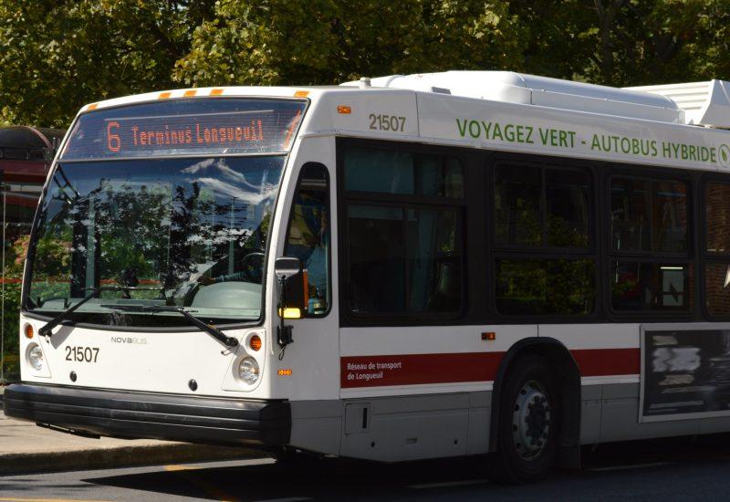 bus hybride