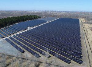 Une production d'énergie solaire en marche à La Prairie et Varennes
