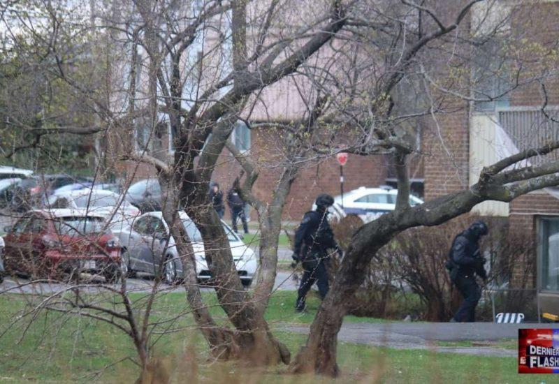 Un homme est arrêté pour dispute familiale.