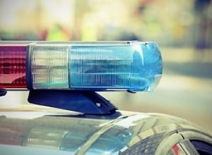 gyrophares police