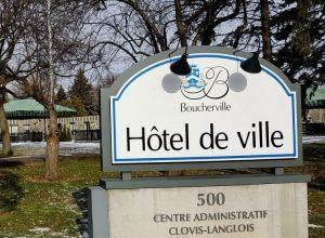 hôtel de ville de Boucherville