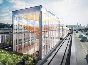 CDPQ Infra dit conserver les places de stationnement incitatif sur la Rive-Sud