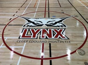 Photo: Lynx du cégep Édouard-Montpetit