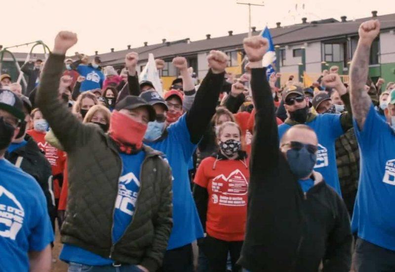Manifestation prévue des syndiqués Métallos à longueuillois chez ArcelorMittal