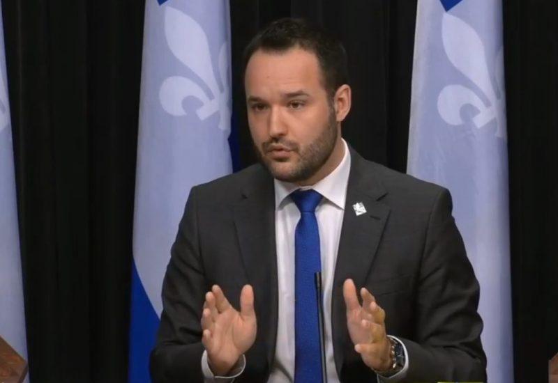 Le ministre de la Famille annonce un assouplissement des règles pour des projets en garderie